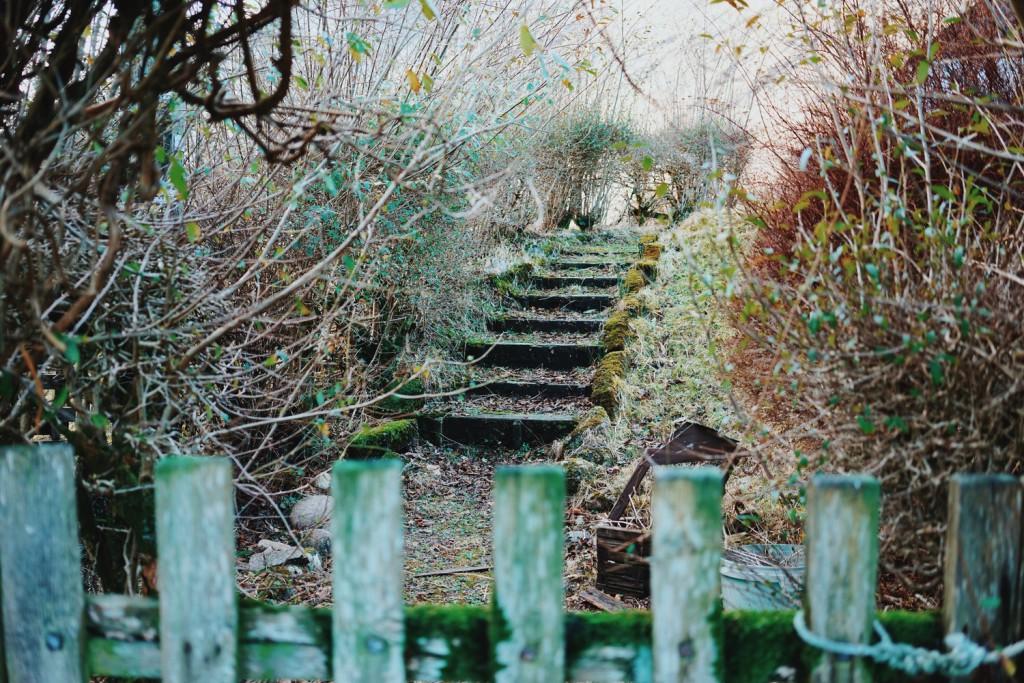 Glen Etive walkway