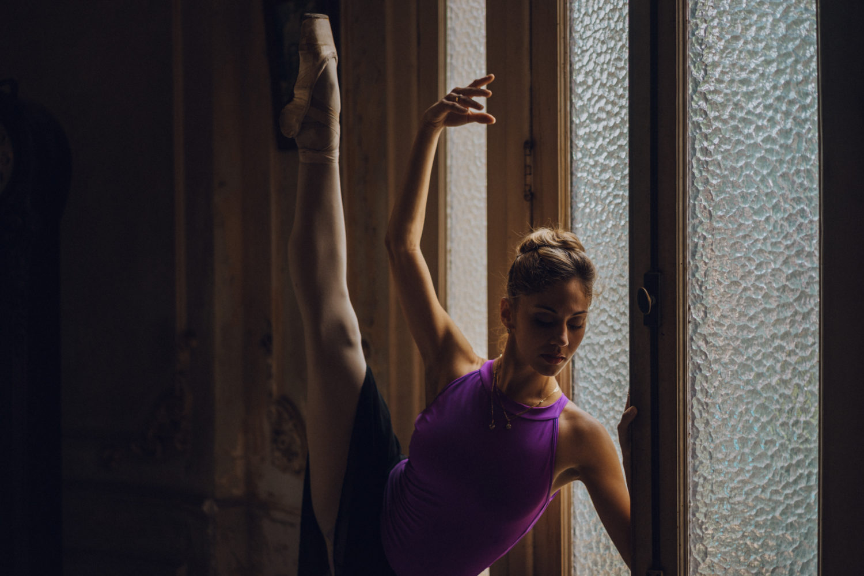 Photographing Cuban Ballerinas