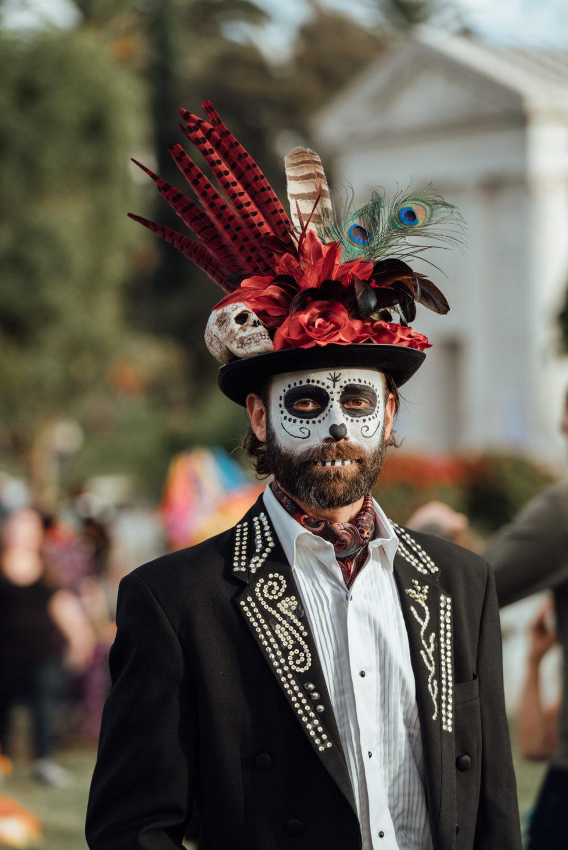 día de los muertos hollywood forever cemetery